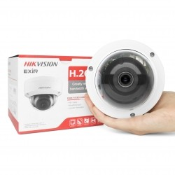 Kamera IP DS-2CD2165FWD-IS Hikvision 6 Mpx DarkFighter