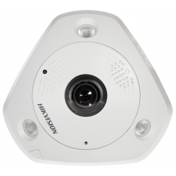 Kamera IP Fish-Eye DS-2CD6365G0-IVS 6,3 Mpx Hikvision