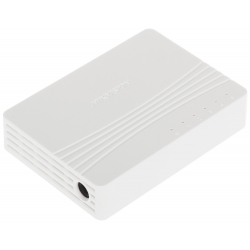 Switch PoE DS-3E0505D-E 5-PORTOWY Hikvision