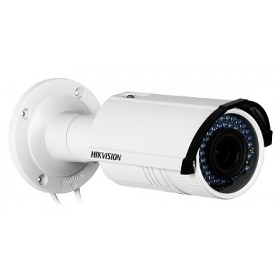 Kamera tubowa IP Hikvision DS-2CD2652F-IZS (2,8-12mm) 5 Mpix; IR30; IP66.